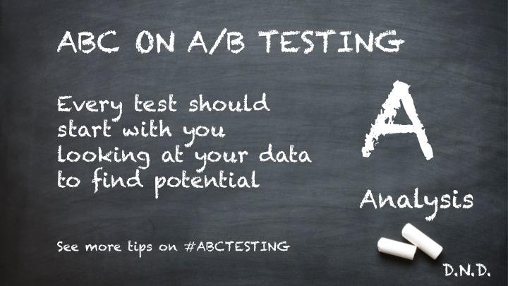 ABC on AB testing